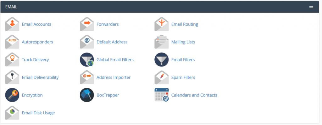 ابزار های ایمیل – Email