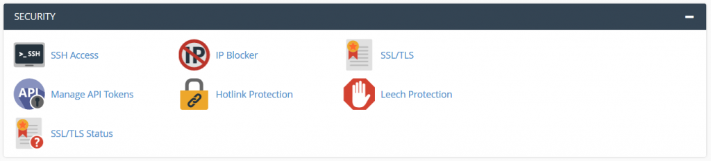 ابزار های امنیتی – Security