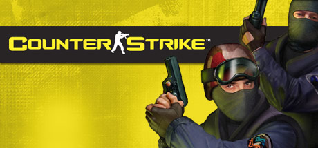 Counter-Strike 1.6 Logo