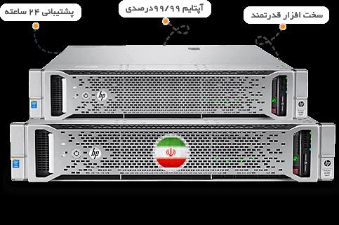 خرید سرور اختصاصی ایران