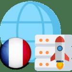 هاست ویژه فرانسه